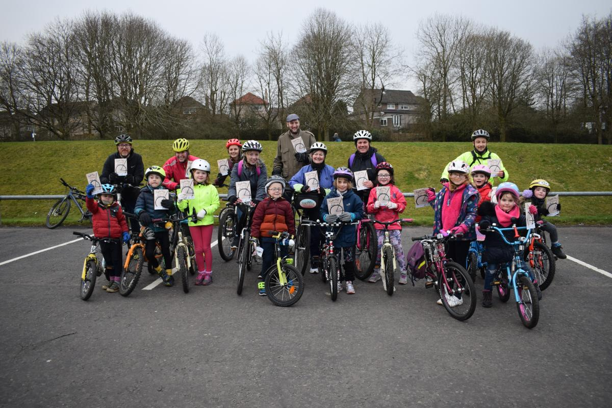 Here we go - cycle map offers wealth of family-friendly