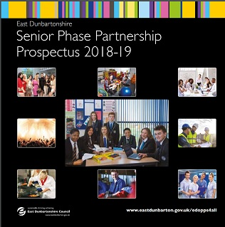 senior phase partnership prospectus cover