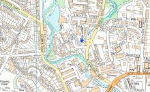 Milngavie enterprise centre map